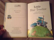 Little Blue Tractor (2)