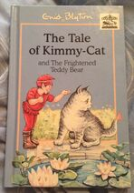 The Tale of Kimmy-Cat and The Frightened Teddy Bear