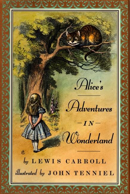 Alice in wonderland cartoon characters-4313