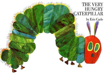 Remember The Beloved Children S Book Where A Tiny Caterpillar Eats And Until He Finally Turns Into Butterfly