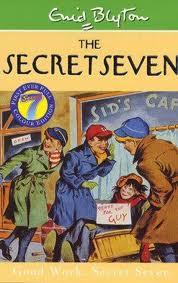 secret 7 books