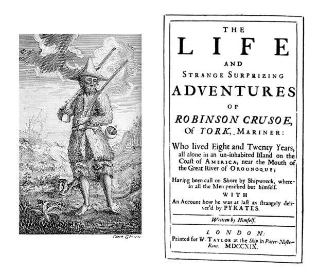 Crusoes Diaries (Crusoes Diaires Book 1)
