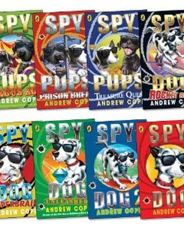 Spy Dog Spy Pets Series Childrens Books Wiki Fandom