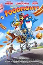 Foodfight! DVD cover