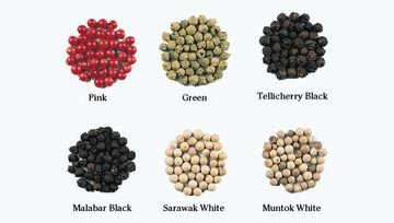 Variants of Pepper