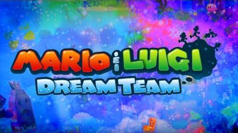 Dreamy Somnom Labyrinth - Mario & Luigi Dream Team Music