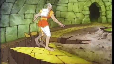 Dragon's Lair - DVD - Full Playthrough