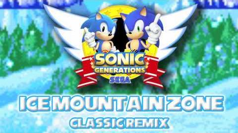 Ice Mountain Zone Classic - Sonic Generations Remix