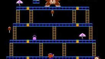 Gameplay Video Donkey Kong (NES)