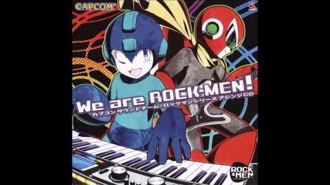 Mega Man Instrumental Rock Arr. 1 - Darkman Stage (Side-R)