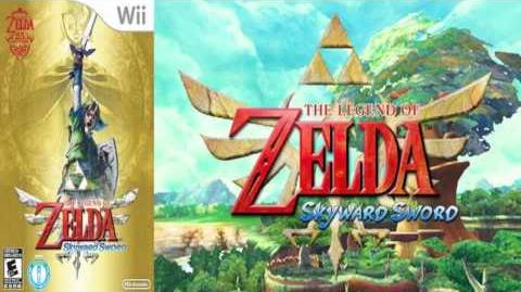 Let's Listen Zelda - Skyward Sword - File Select Theme (Extended)