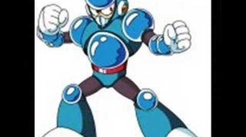 U-Gen Megaman 5 Dr