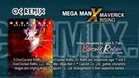 Maverick Rising 3-11 'Intruder Alert' (Magna Centipede) by Washudoll Mega Man X2 OC ReMix
