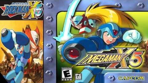 Let's Listen Mega Man X5 - Rangda Bangda Lamda Bamda (Extended)