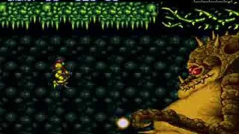 Super Metroid - Kraid