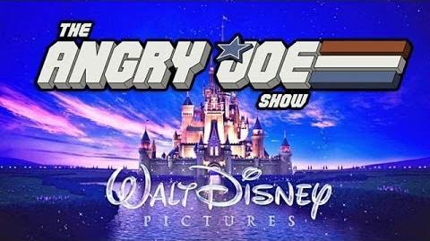 Disney Buys AngryJoeShow!