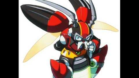Megaman X5 - Izzy Glow Stage