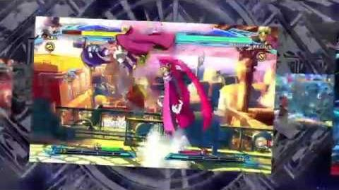 Blazblue 3 Chrono Phantasma Trailer