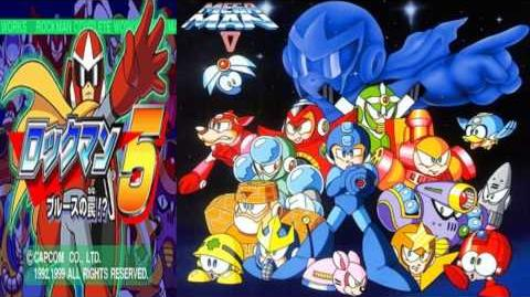 Let's Listen MM5 Complete Works - Proto Man's Fortress Extended)