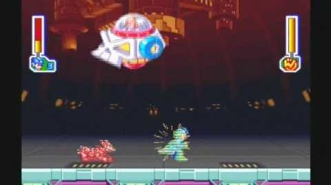 Mega Man 8- Final Boss