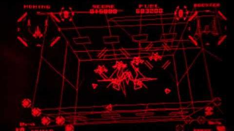 Red Alarm on Virtual Boy in HD