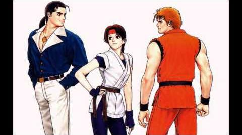 King of fighters '96 art of fighting team OST (kamikirimushi)