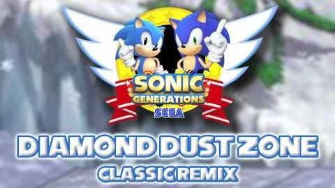 Diamond Dust Zone Classic - Sonic Generations Remix