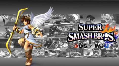 Boss Battle 1 (Kid Icarus Uprising) - Super Smash Bros for Wii U & Nintendo 3DS Music Extended