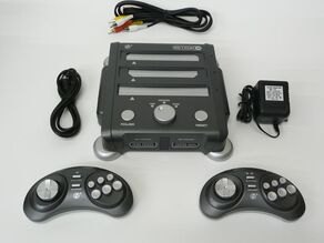 RETRON3 BLACK