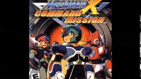 Mega Man X Command Mission - 025 - Unknown Energy - Ulfat Factory