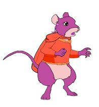 Jejnanel in her mouse form