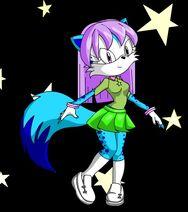 Sonic styled sachi