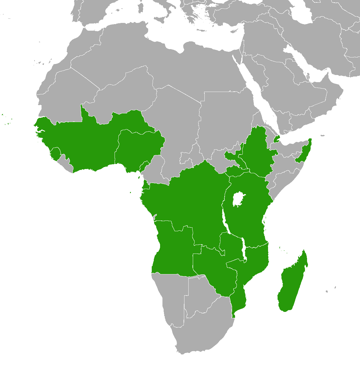 African Union Map.African Union Chinese Superpower Wiki Fandom Powered By Wikia