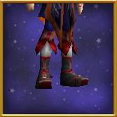 A-暗黑寒冰长靴-男