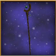 S-碎石的法杖