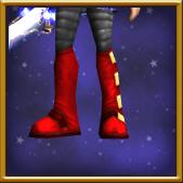 W-微光中性长靴-男