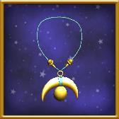 Y-月之闪烁项链