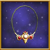 C-晨火项链