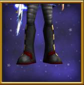 K-恐怖对称速行鞋-男