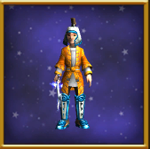 S-霜冻守卫外套-男