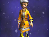 S-霜冻守卫外套