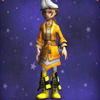 S-霜冻守卫外套-女