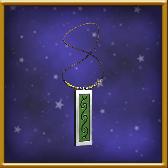 W-乌鸦精灵项链