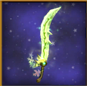 K-狂风翠绿之刀