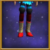 T-天主之炽天长靴-女