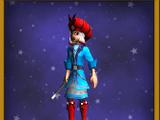 B-悲雪罩衫