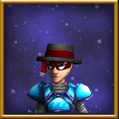 K-恐怖对称风帽-男