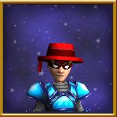 W-微光中性帽-男