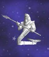 家具-海神雕像