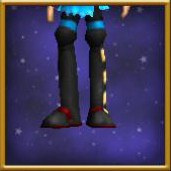 K-恐怖对称速行鞋-女